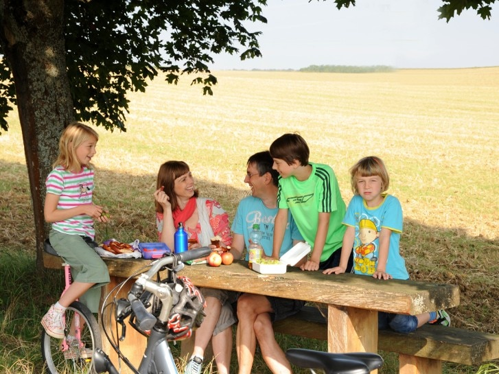 Picknick, Familie