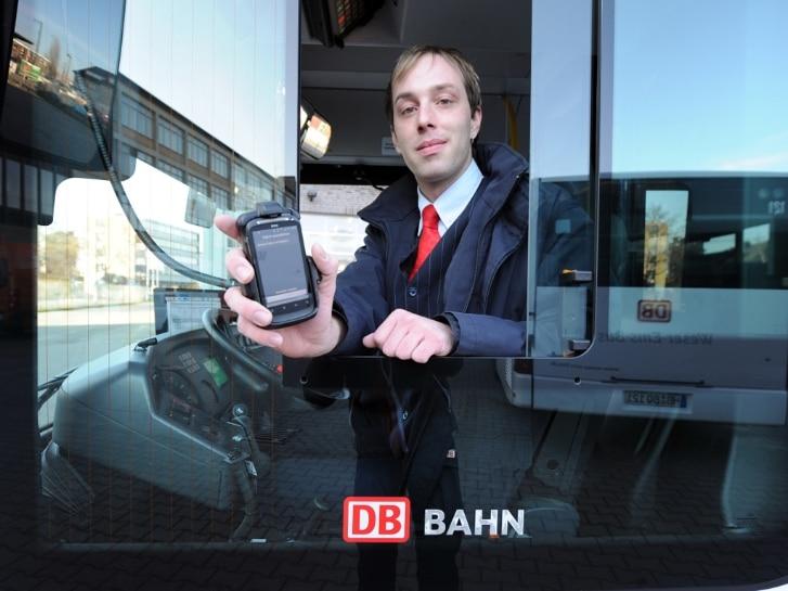 Moderne Apps für den Busfahrer
