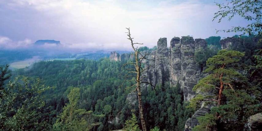 Erosionslandschaft