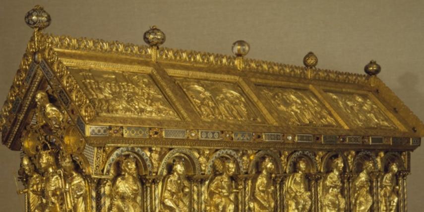 Karlsschrein im Aachener Dom