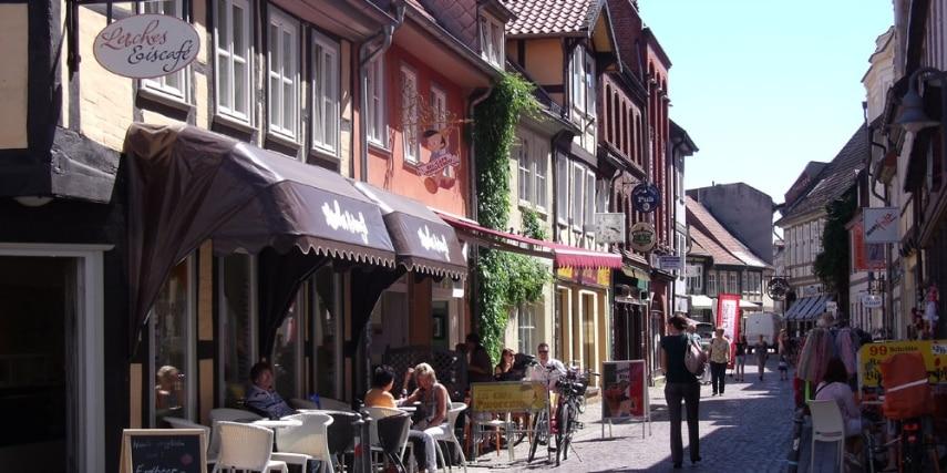Flanieren in Salzwedel