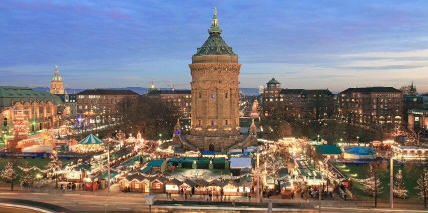 Weihnachtsmarkt Mannheim