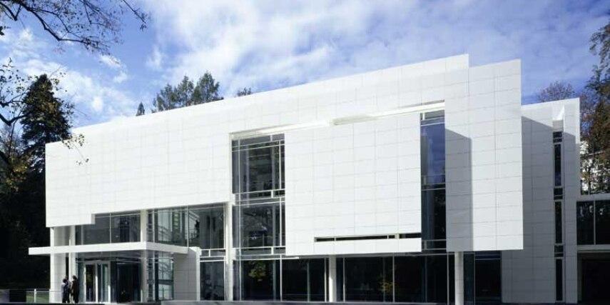 Außenansicht Museum Frieder Burda