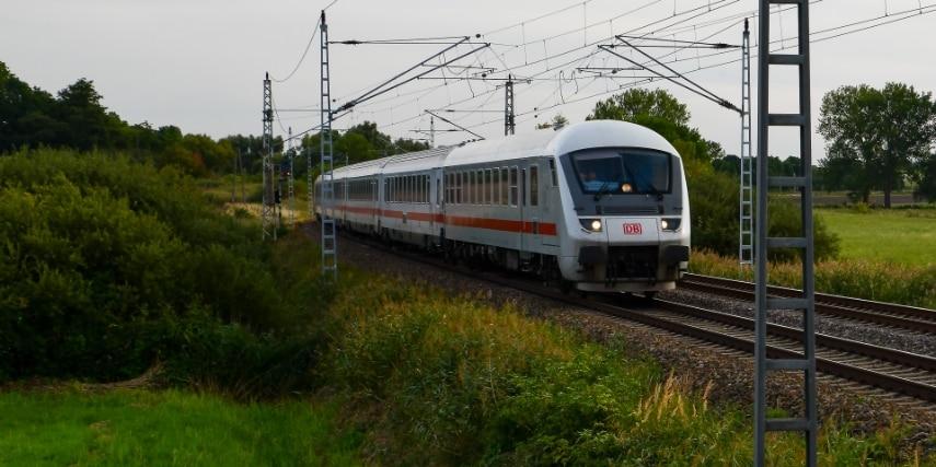 Intercity-Zug