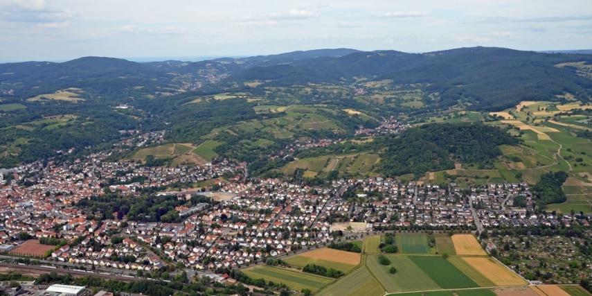 Blick auf Besnheim