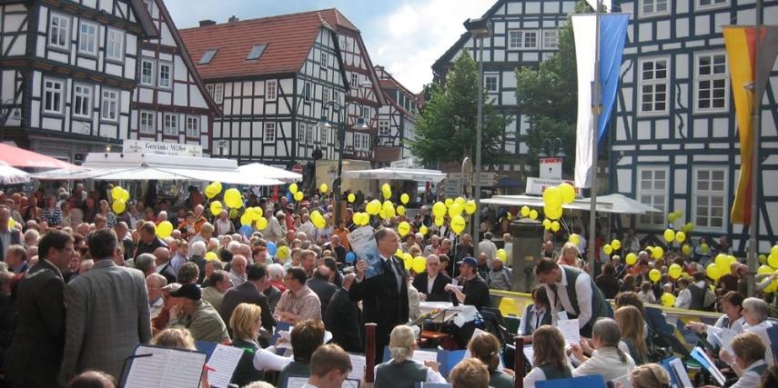Altstadtkulturfest in Korbach
