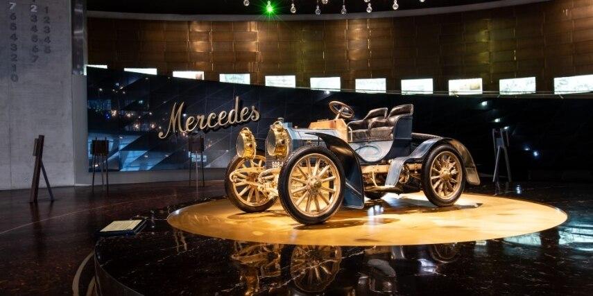 Mercedes-Simplex 40 PS