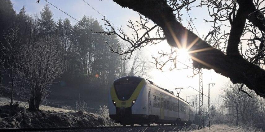DB Regio auf der H�llentalbahn
