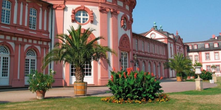 Schloss Biebrich in Wiesbaden