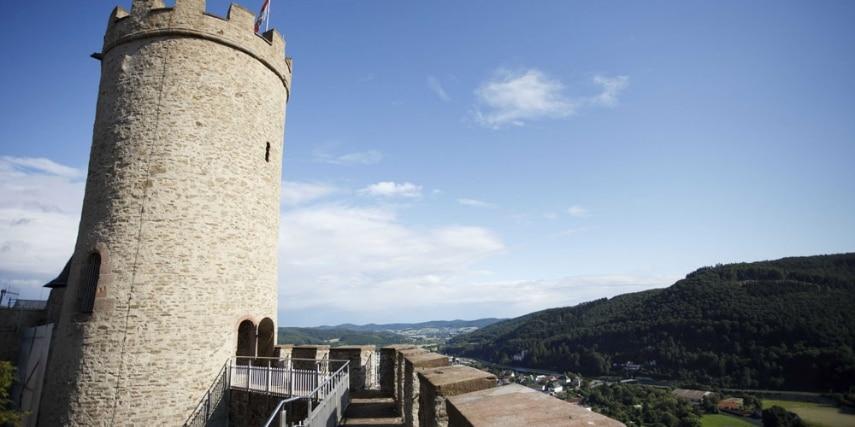 Landgrafenschloss Biedenkopf Turm