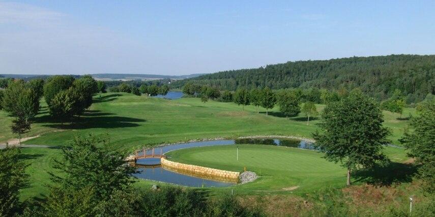 Golfplatz am Twistesee