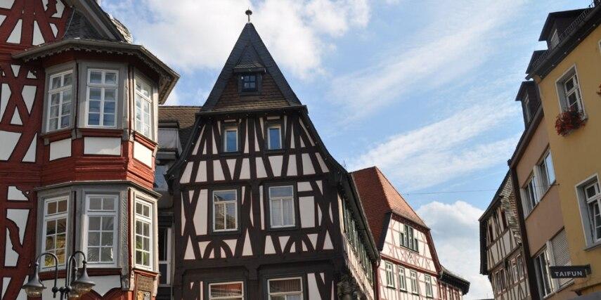 Fachwerk-City Bensheim