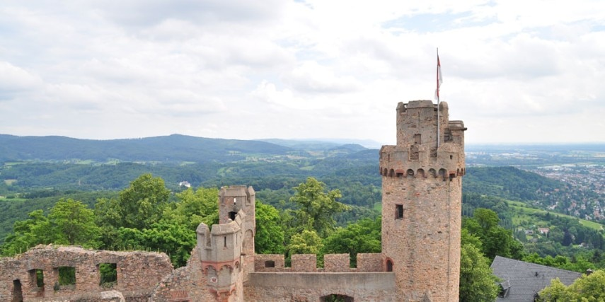 Auerbacher Schloss, Bensheim