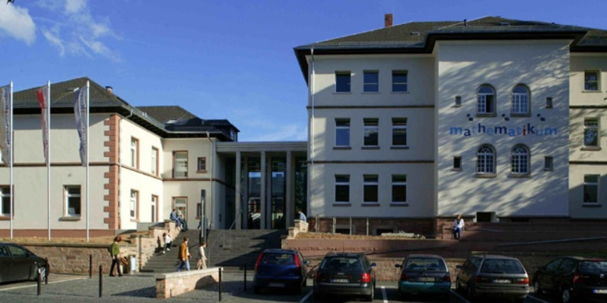 Mathematikum Gießen Gebäude