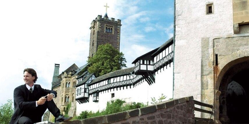 Eisenach: Wartburg