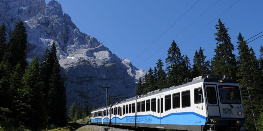 Zahnradbahn Zugspitzbahn
