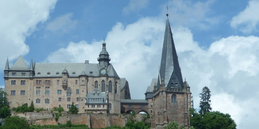 Landgrafenschloß Marburg