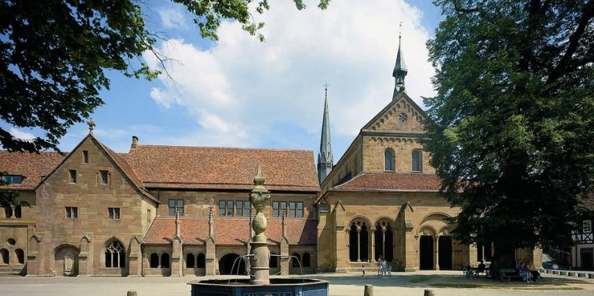 Kloster Maulbronn Außenansicht