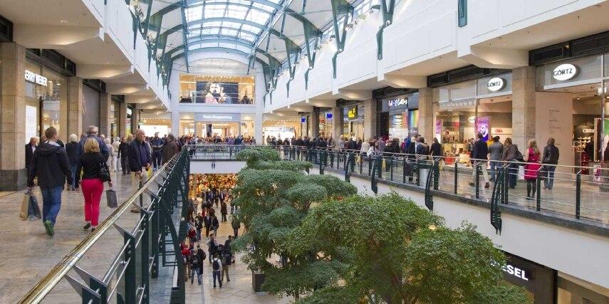 Einkaufszentrum Centro