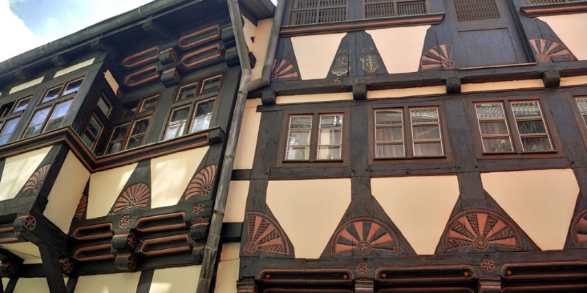 Fachwerkaltstadt Quedlinburg
