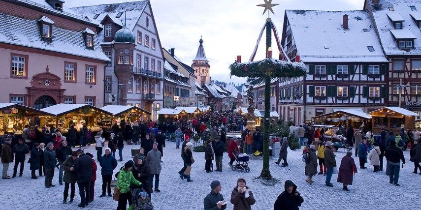 Adventsmarkt Gengenbach