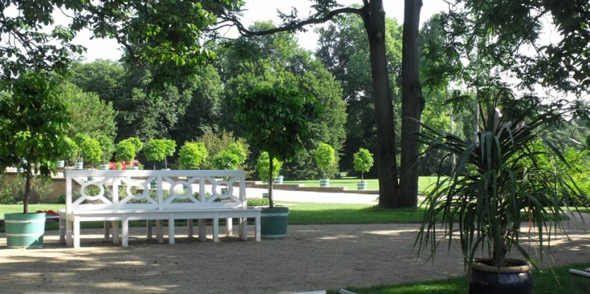 Schlossgarten Muskauer Park