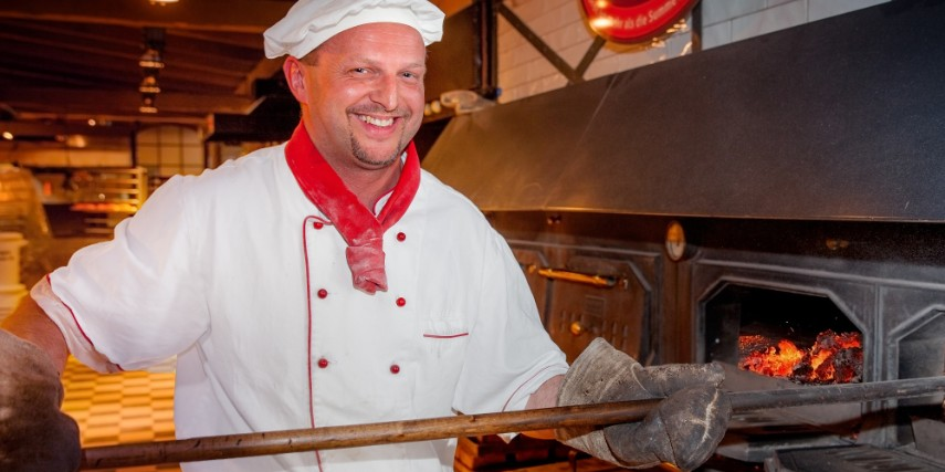 Bäcker in Hofbäckerei