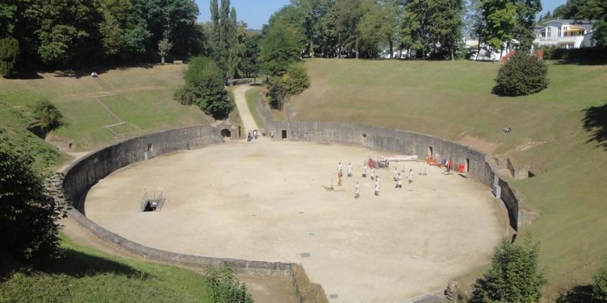 Gladiatoren-Arena