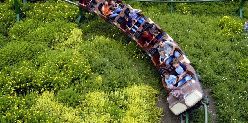 Achterbahn Lochmühle