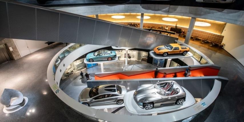 Mercedes-Benz Museum: Faszination Technik
