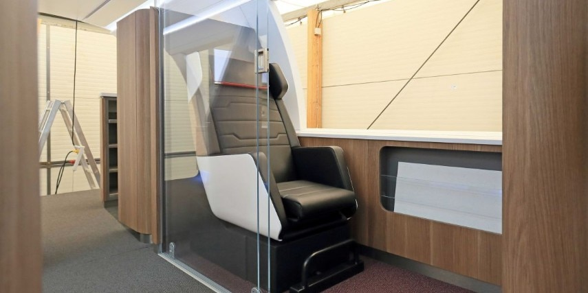 Ideenzug - Einzelsitz