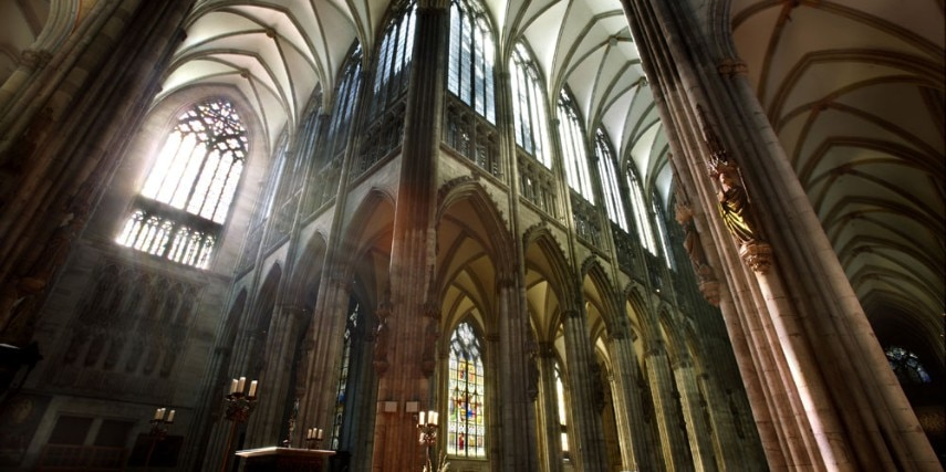 Innenraum Kölner Dom