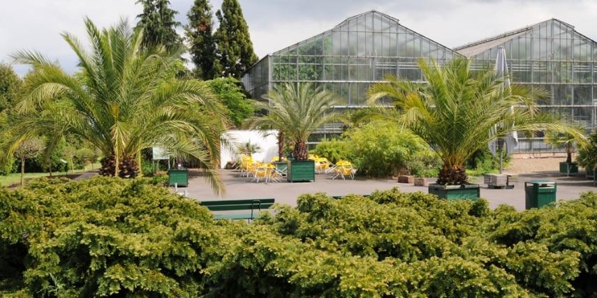 Neuer Botanischer Garten in Marburg