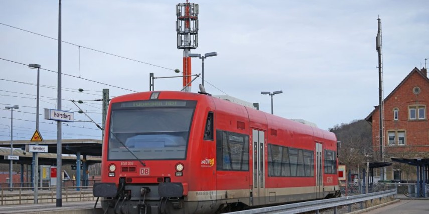 Regiozug Ermstalbahn