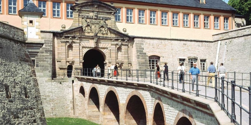 Petersberg, Erfurt