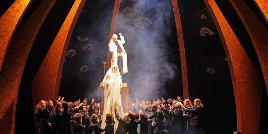 Aufführung Anhaltisches Theater Dessau