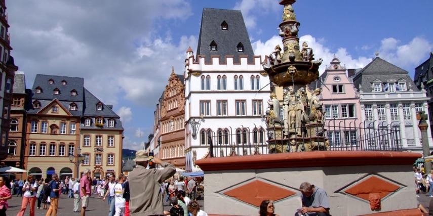 Hauptmarkt in Trier