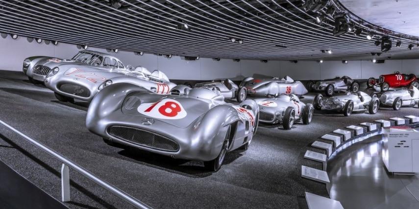 Mythos 7 - Mercedes-Benz Museum