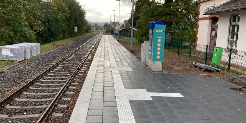 Umbau Strezhausen