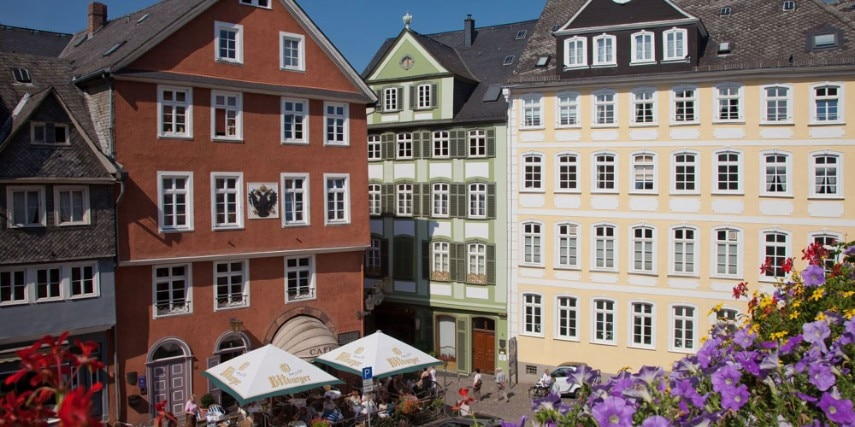 Wetzlar Altstadt Fischmarkt