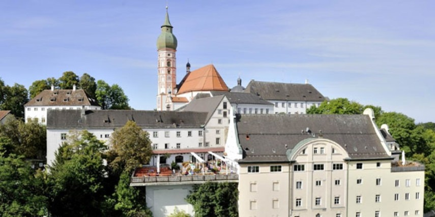 Kloster und Nebengebäude