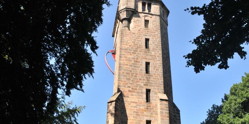 Kaiser-Wilhelm Turm Marburg