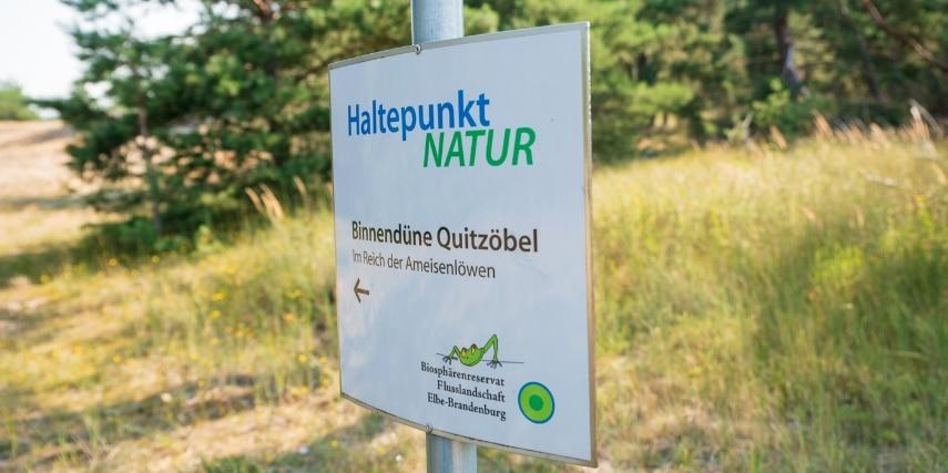 Haltepunkt Natur