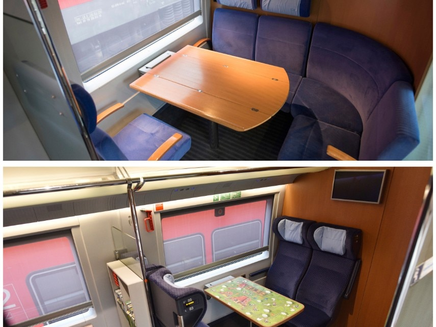 Komfortoffensive: ICE 3 bekommt Frischekur - Modernisierung der Baureihen 403 und 406