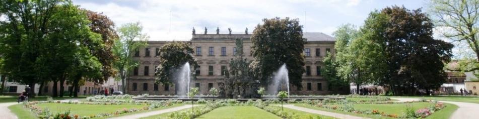 Schlossgarten Erlangen, Orangerie