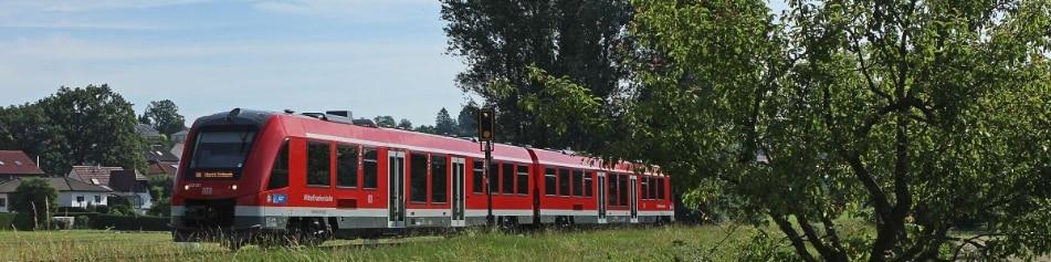 Triebwagen der Baureihe VT 622