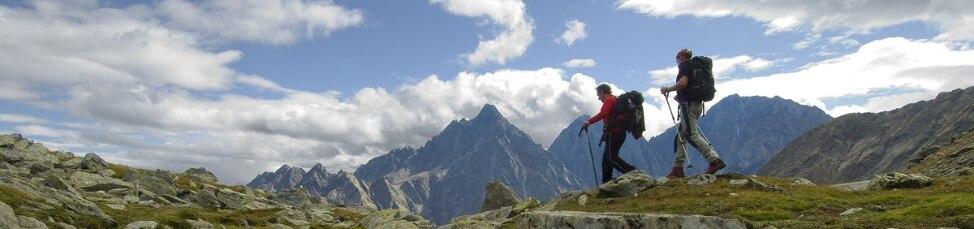 Traumhafte Trekkingtouren
