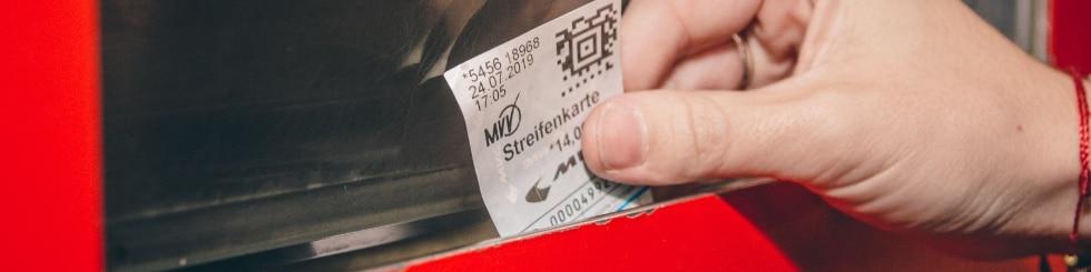 Fahrkartenkauf