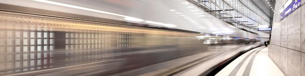 Zug S-Bahn Mitteldeutschland