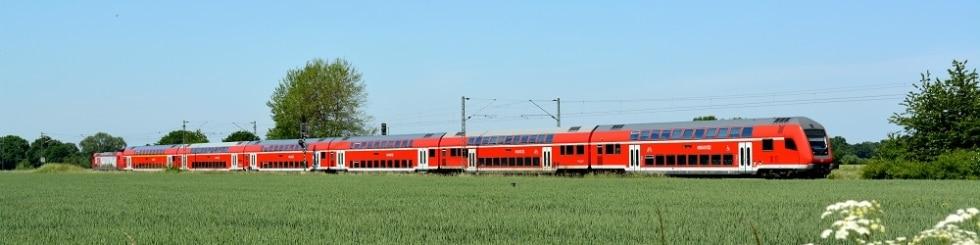 RE nach Norddeich-Mole